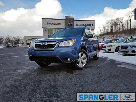 2016 Subaru Forester for sale in Johnstown, PA