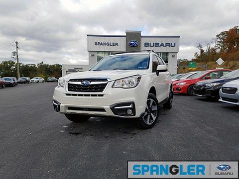 2017 Subaru Forester for sale in Johnstown, PA