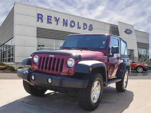 Reynolds Ford Okc >> 2013 Jeep Wrangler For Sale in Oklahoma - Carsforsale.com