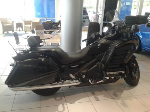 2013 Honda Goldwing for sale in Summersville, WV