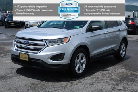 2018 Ford Edge for sale in Summersville, WV