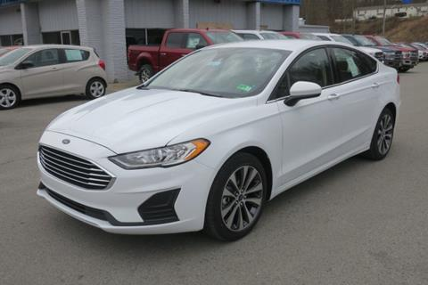 2019 Ford Fusion for sale in Summersville, WV