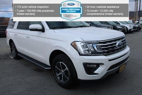 2018 Ford Expedition MAX for sale in Summersville, WV