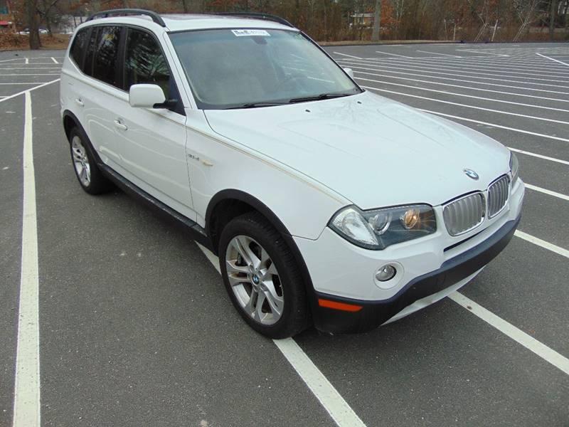 2007 BMW X3 3.0si In Waterbury CT - LA Motors