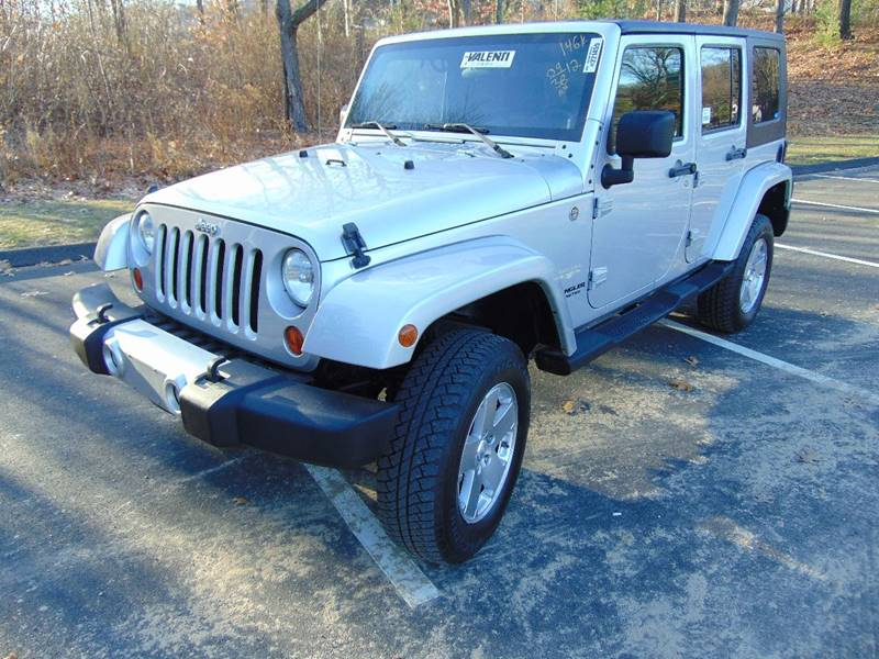 Marvelous 2009 Jeep Wrangler Unlimited For Sale At LA Motors In Waterbury CT