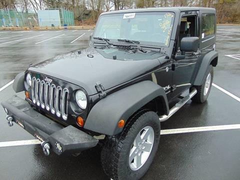 2007 Jeep Wrangler for sale at LA Motors in Waterbury CT