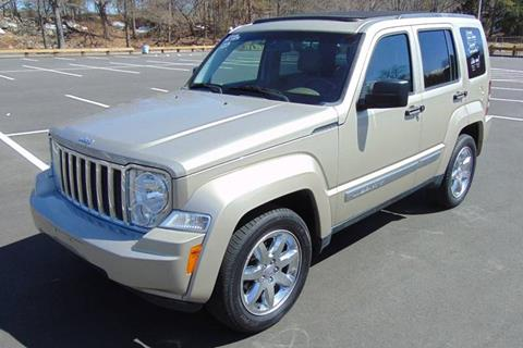 2010 Jeep Liberty for sale at LA Motors in Waterbury CT