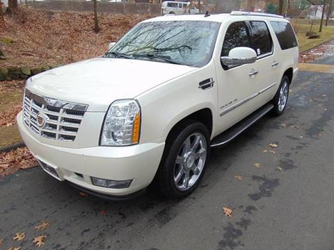 2011 Cadillac Escalade ESV for sale at LA Motors in Waterbury CT