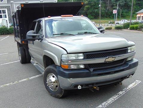 2001 Chevrolet Silverado 3500 for sale at LA Motors in Waterbury CT