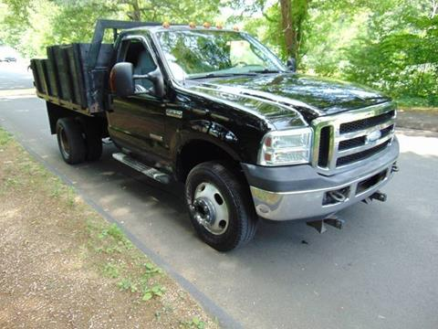 2006 Ford F-350 Super Duty for sale at LA Motors in Waterbury CT