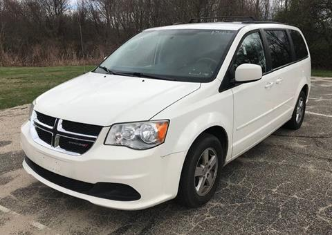 2012 Dodge Grand Caravan for sale at LA Motors in Waterbury CT