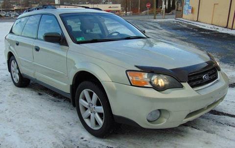2007 Subaru Outback for sale at LA Motors in Waterbury CT