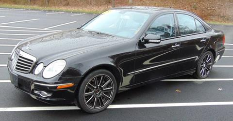 2007 Mercedes-Benz E-Class for sale at LA Motors in Waterbury CT
