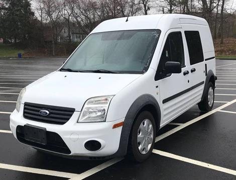 2011 Ford Transit Connect for sale at LA Motors in Waterbury CT