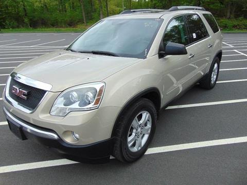 2010 GMC Acadia for sale at LA Motors in Waterbury CT