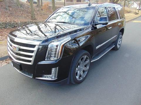 2015 Cadillac Escalade for sale at LA Motors in Waterbury CT
