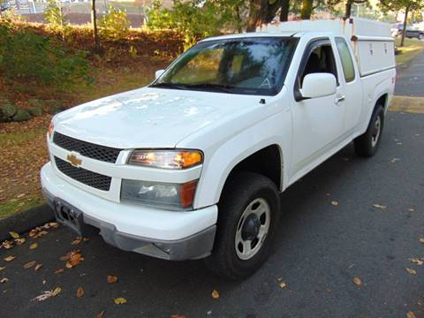 2010 Chevrolet Colorado for sale at LA Motors in Waterbury CT