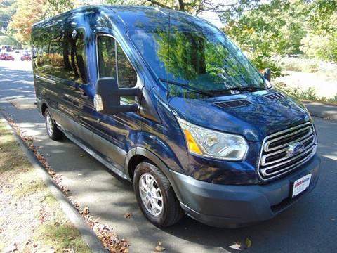 2015 Ford Transit Passenger for sale at LA Motors in Waterbury CT