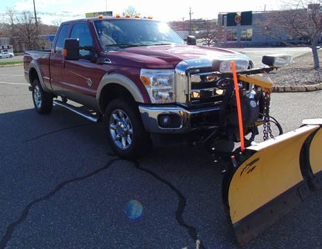 2014 Ford F-350 Super Duty for sale at LA Motors in Waterbury CT