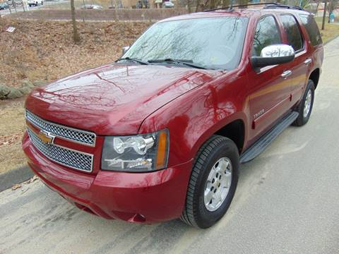 2010 Chevrolet Tahoe for sale at LA Motors in Waterbury CT