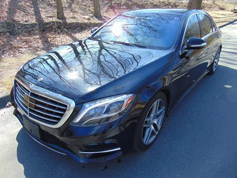 2015 Mercedes-Benz S-Class for sale at LA Motors in Waterbury CT