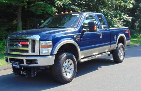 2008 Ford F-350 Super Duty for sale at LA Motors in Waterbury CT