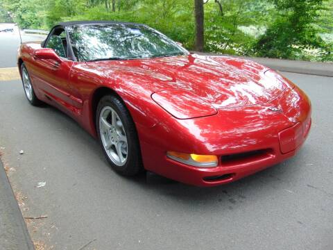 2000 Chevrolet Corvette for sale at LA Motors in Waterbury CT