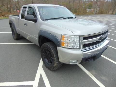 2008 Chevrolet Silverado 1500 for sale at LA Motors in Waterbury CT