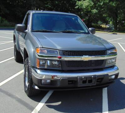 2008 Chevrolet Colorado for sale at LA Motors in Waterbury CT