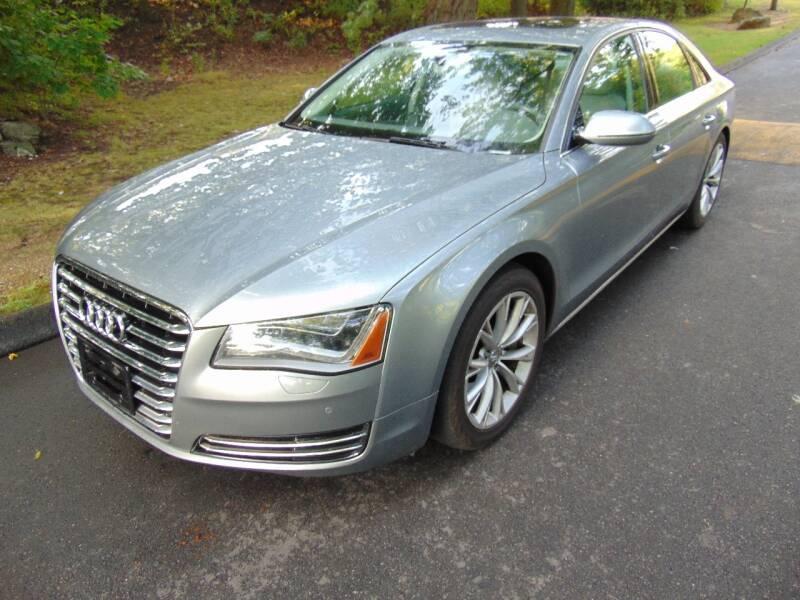 2011 Audi A8 for sale at LA Motors in Waterbury CT