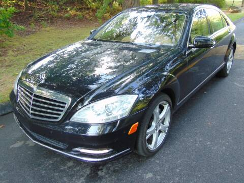 2013 Mercedes-Benz S-Class for sale at LA Motors in Waterbury CT