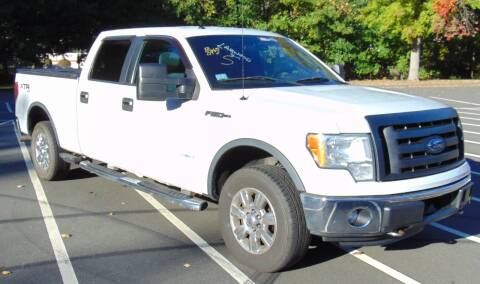 2012 Ford F-150 for sale at LA Motors in Waterbury CT