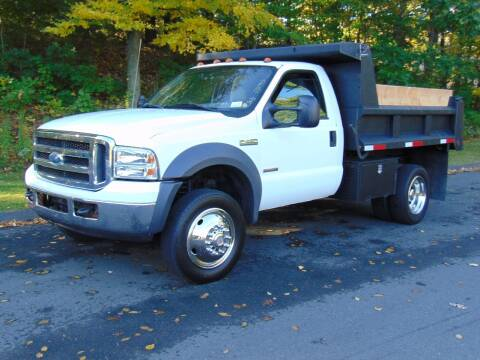 2005 Ford F-450 Super Duty for sale at LA Motors in Waterbury CT