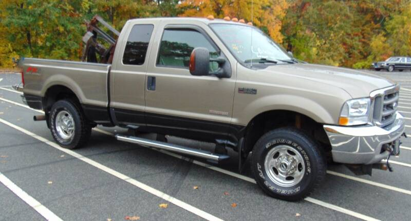 2004 Ford F-250 Super Duty for sale at LA Motors in Waterbury CT