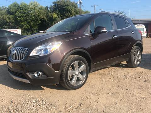 2014 Buick Encore for sale in Van Buren, AR