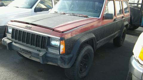 1990 Jeep Cherokee for sale in Pocatello, ID