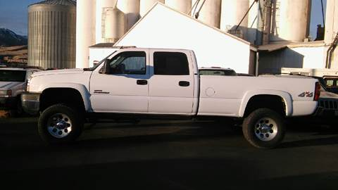 Used diesel pickups pocatello used pickups for sale idaho falls id 2006 chevrolet silverado 2500hd for sale at r j auto sales in pocatello id publicscrutiny Gallery