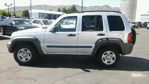 2003 Jeep Liberty for sale in Pocatello, ID