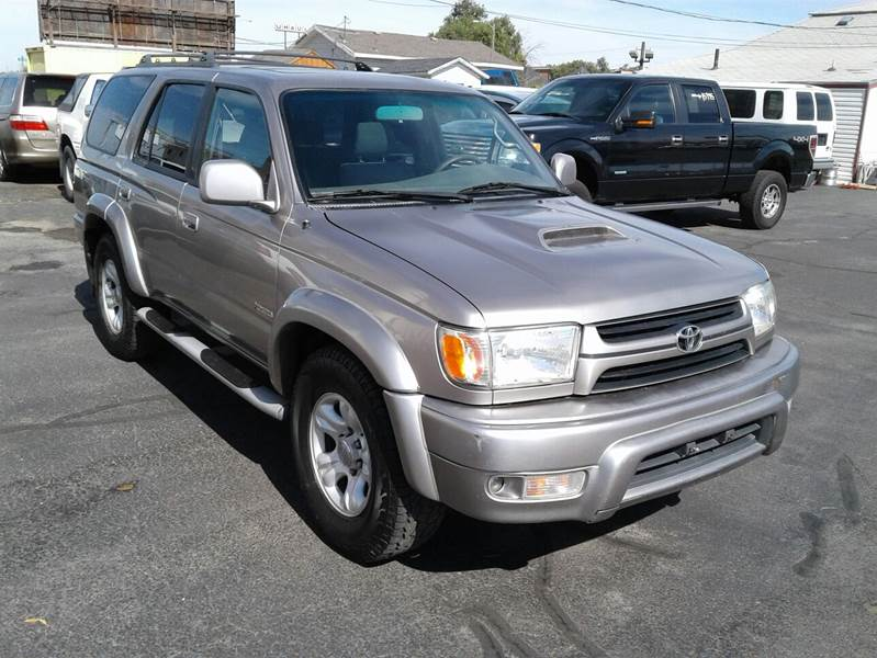 2002 Toyota 4Runner For Sale At R U0026 J Auto Sales In Pocatello ID