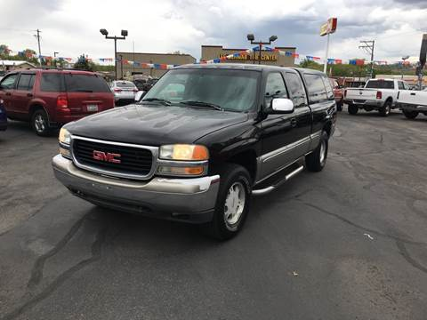 1999 GMC Sierra 1500 for sale in Pocatello, ID
