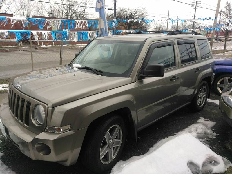 2007 Jeep Patriot For Sale At Crosstown Auto In Cleveland OH