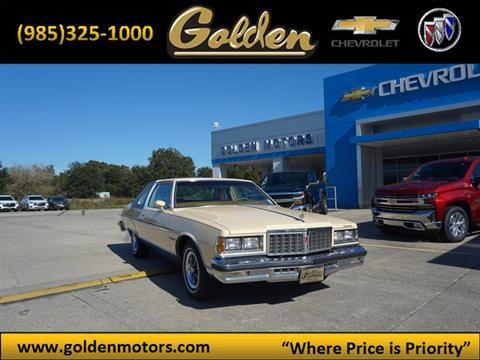 1978 Pontiac Bonneville for sale in Cut Off, LA