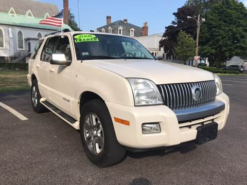 2008 Mercury Mountaineer for sale at Boston Auto World in Quincy MA
