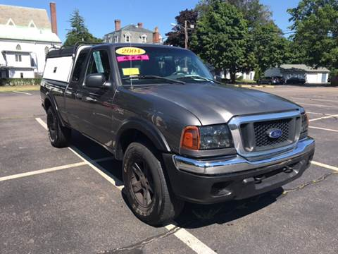 2004 Ford Ranger for sale at Boston Auto World in Quincy MA