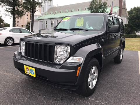 2011 Jeep Liberty for sale at Boston Auto World in Quincy MA