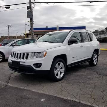 2013 Jeep Compass for sale in Quincy, MA