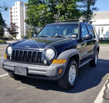 2007 Jeep Liberty for sale in Quincy, MA