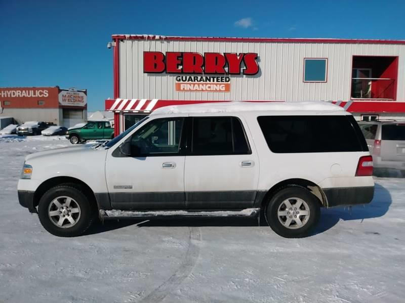 Ford Expedition El For Sale At Berrys Cherries Auto In Billings Mt