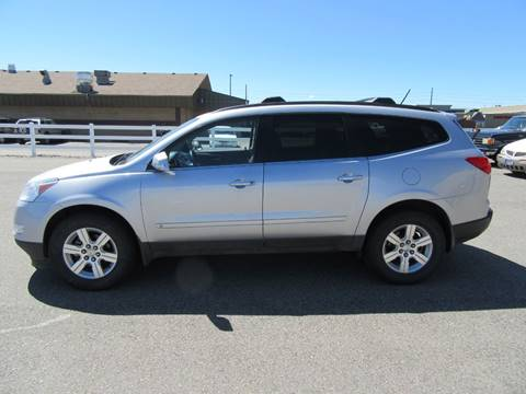 used chevrolet traverse for sale in montana. Black Bedroom Furniture Sets. Home Design Ideas