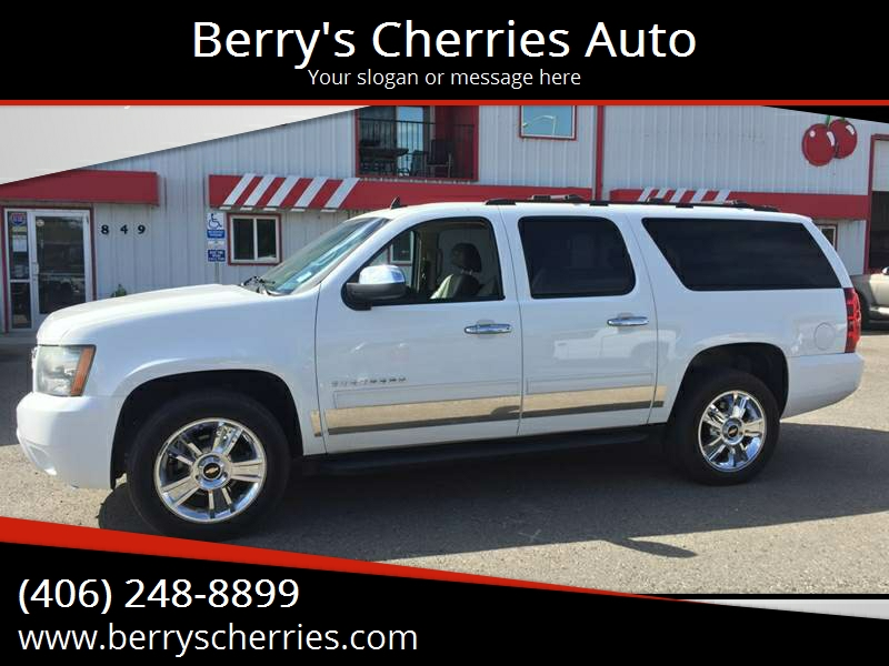2010 chevrolet suburban ls 1500 in billings mt berry 39 s cherries auto. Black Bedroom Furniture Sets. Home Design Ideas